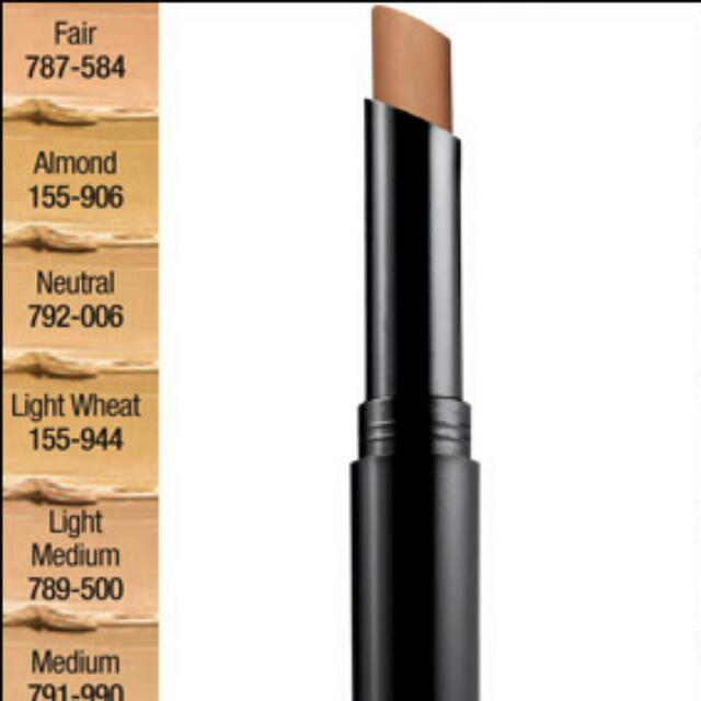 *on-hand* Avon Ideal Luminous Concealer Stick In Almond