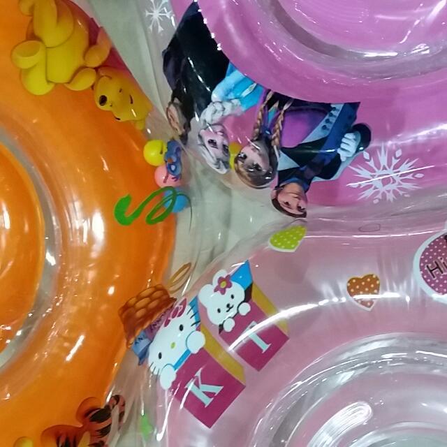 Baby Neck Ring Collar/ Ban Pelampung Leher Bayi (4-18 bln)