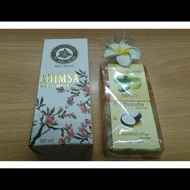 Bali Alus & Home Spa Soap