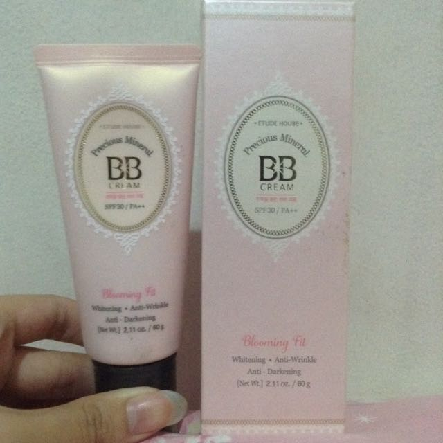 Bb Cream Precious Mineral by Etude House