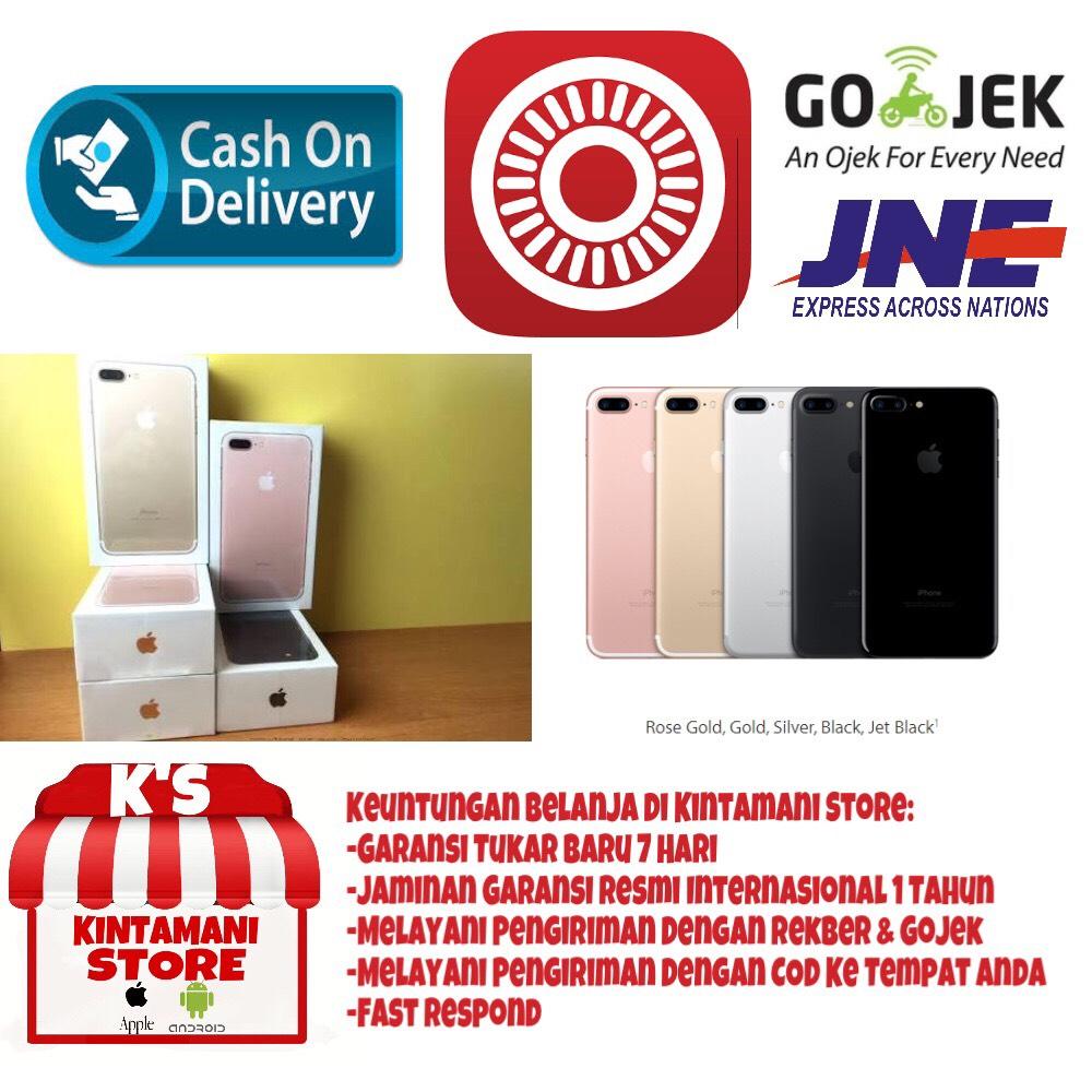 Best Seller Iphone 7 Plus 128gb Silver Bnib Garansi Resmi Rose Gold Apple 1 Tahun Internasional Telepon Seluler Tablet Series Di Carousell
