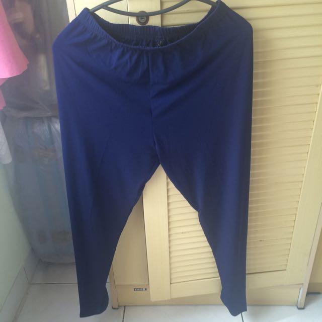 Blue Legging Cheval