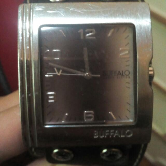 Buffalo Ladies Watch