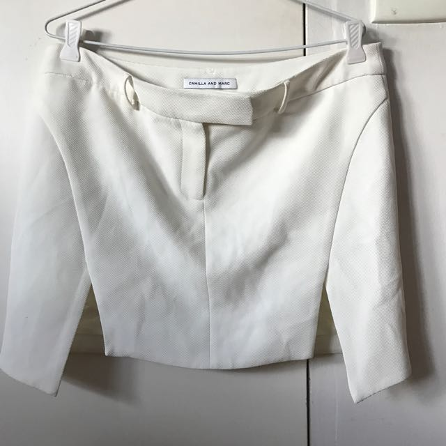 Camilla And Marc pentagon Skirt Size 12