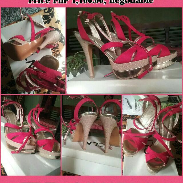 CLN and GIBI shoes