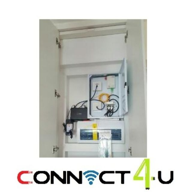 Data Port Conversion and RJ45 Lan Cable Wiring Services By Connect4U ...