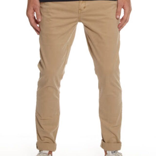 Deus Ex Machina Men's Chinos