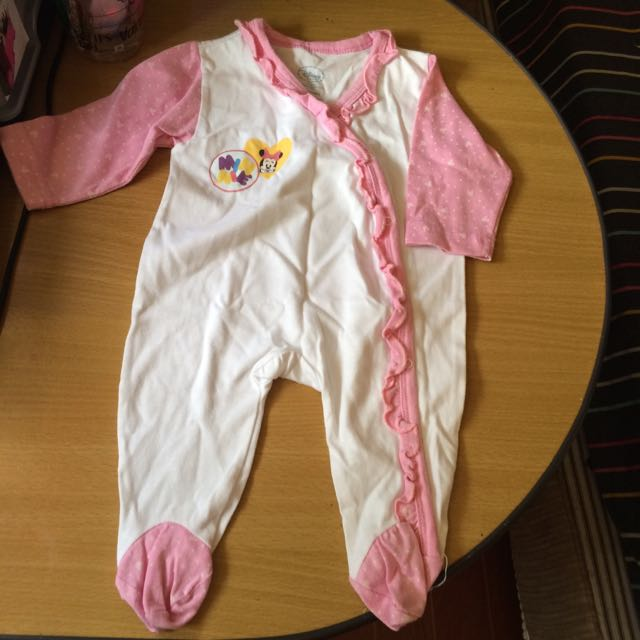 Disney Baby Overall 3-6 Months