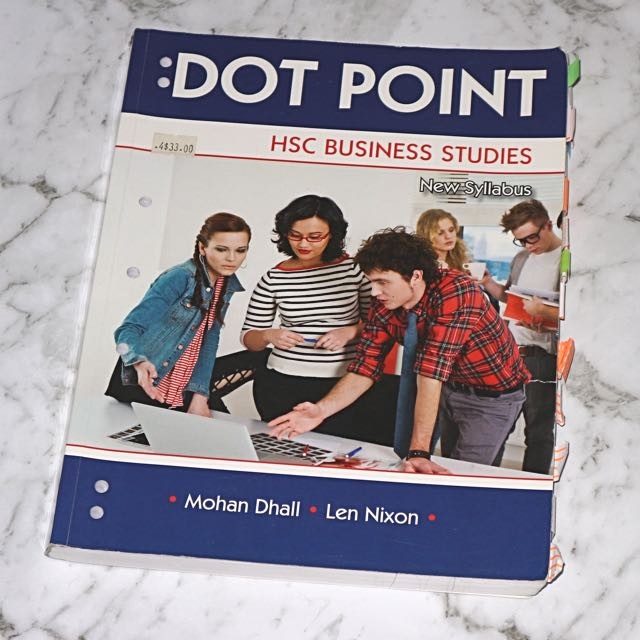 DOTPOINT Business Studies