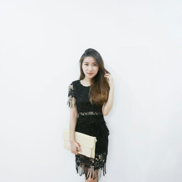 Dress ( top + skirt )