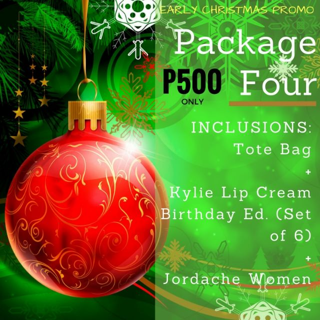 Early Christmas Promo - Package 4