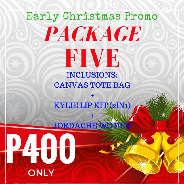 Early Christmas Promo - Package 5