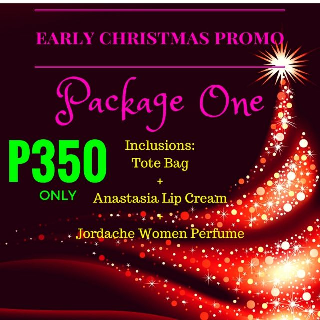 Early Christmas Promo - Package One