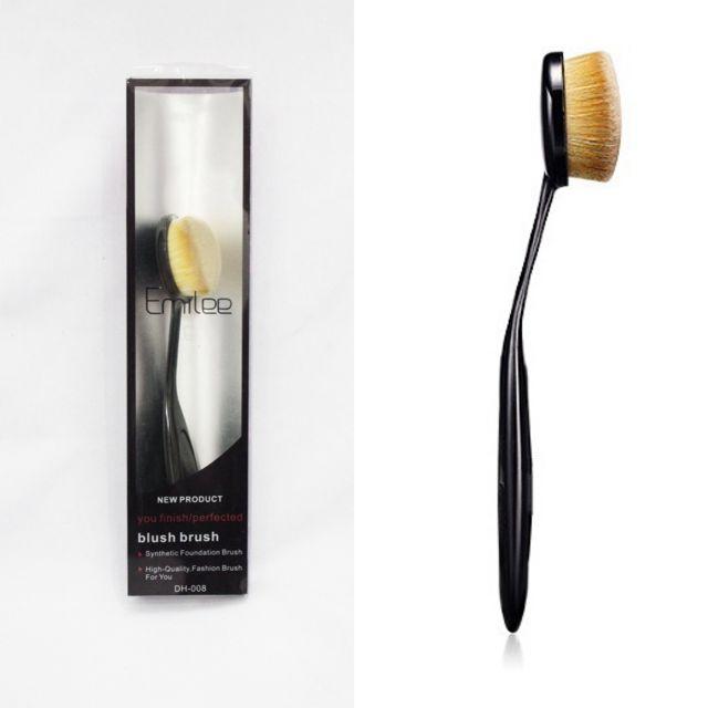 Emilee Oval Makeup Brush