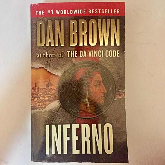 Fiction: INFERNO (Dan Brown)