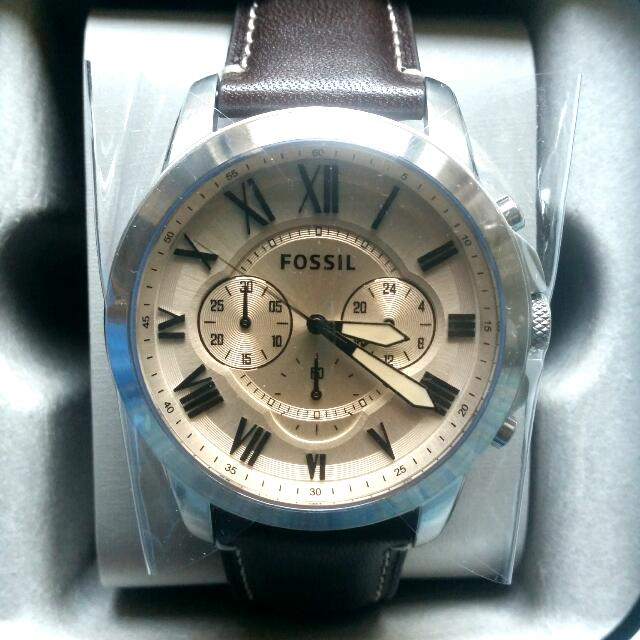 Fossil Watch New With Tag