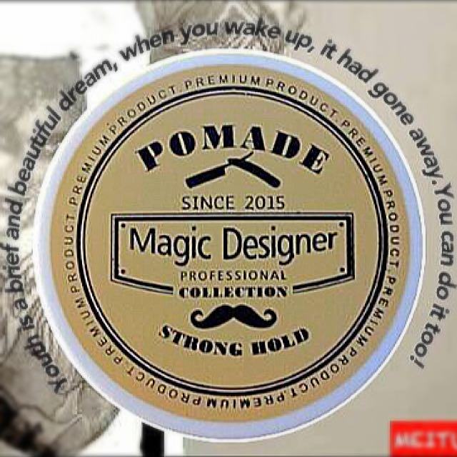 Hairstyling Pomade / Gel