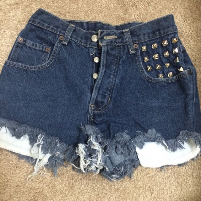 Handmade Highwaisted Shorts
