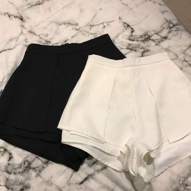 High Waisted Shorts - $25 Each Or $45 Both