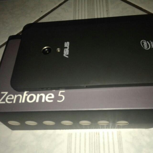 Hp Asus Zenfone 5 Lengkap Mulus