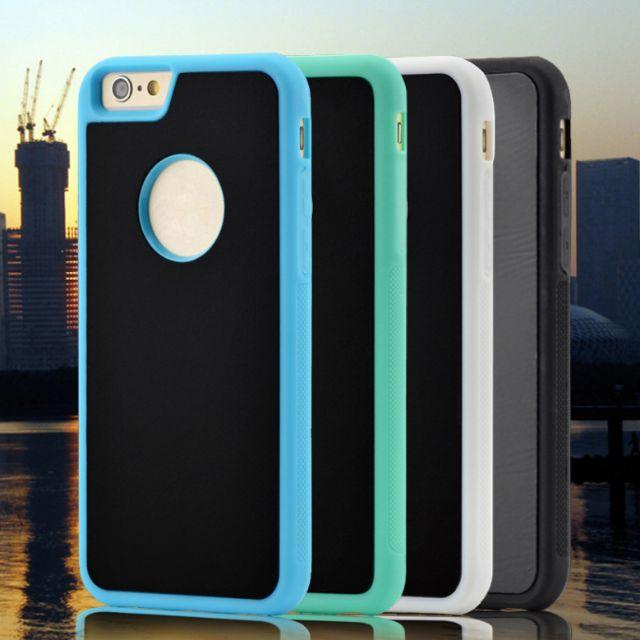 iphone 7 iphone6/6s plus Note7 反重力納米吸附手機殼蘋果iphone6保護套創意外殼子