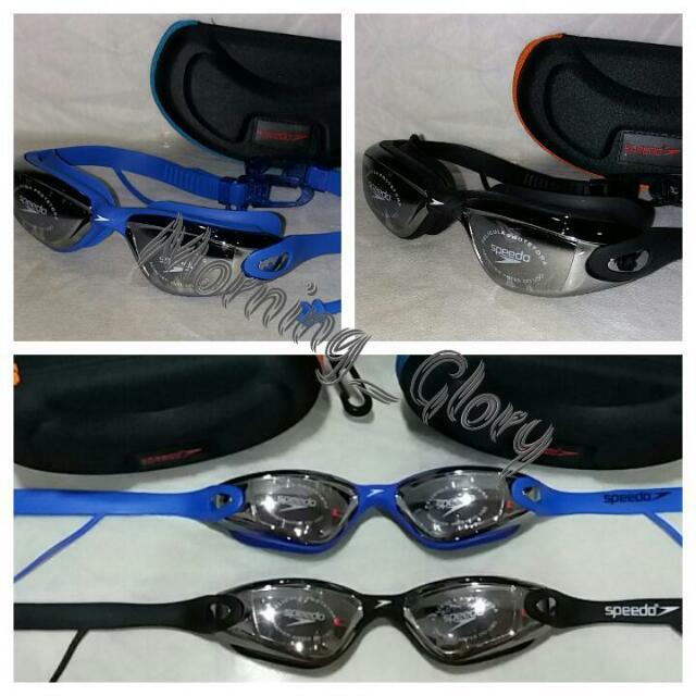 Kacamata Renang/ Goggles AntiFog & UV Speedo LX-3000
