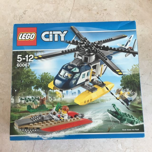 Lego City Police Helicopter Instructions 60067 The Best Helicopter