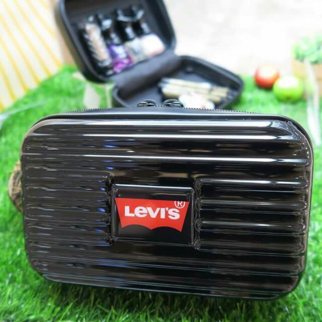 Levi's 化妝包 過夜包