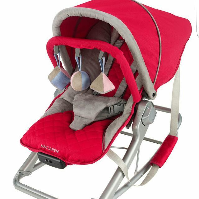 maclaren baby rocker babies kids strollers bags carriers on rh sg carousell com