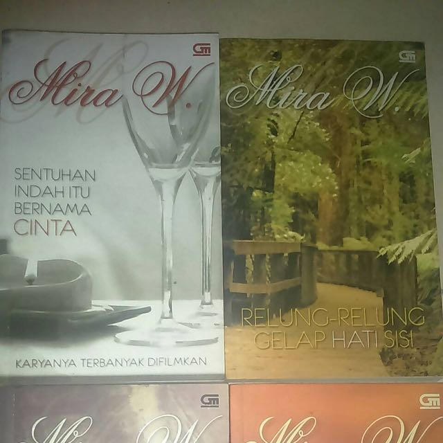 Mira W Novel