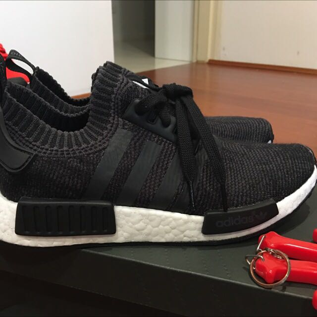 NMD Winter Wools US6.5 Fits Womens US7.5