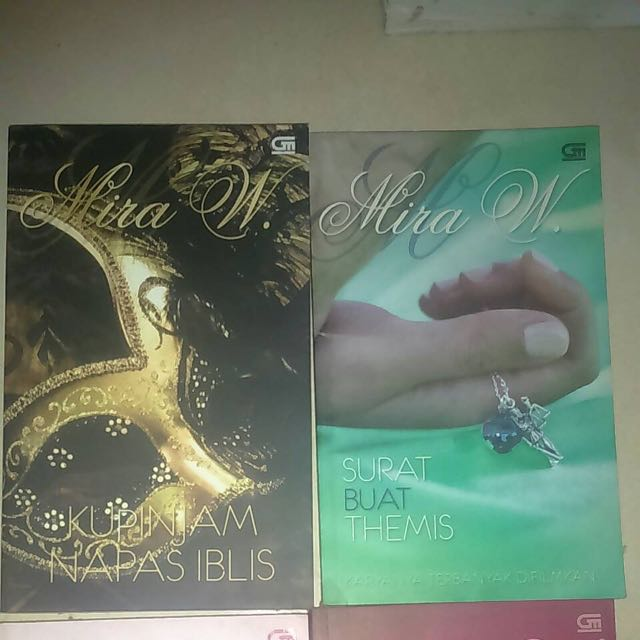 Novel Mira W