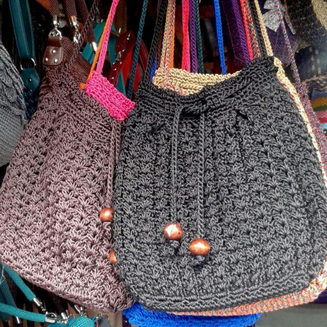 Open PO Tas Rajut Handmade 0b33a61582