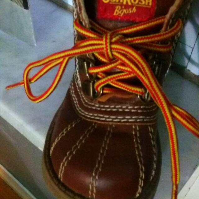 Osh Kosh Baby Boots Size 4