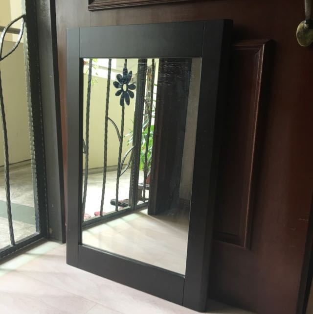 Picket & Rail Mirror
