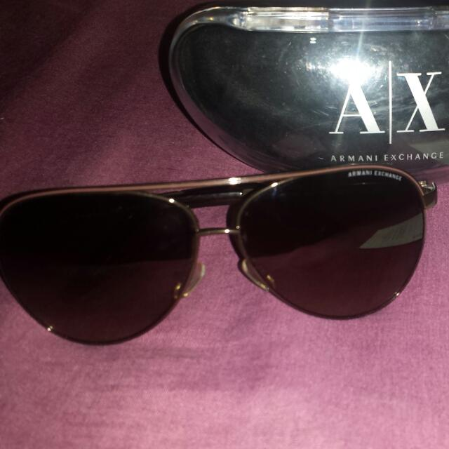 Preloved Authentic ARMANI EXCHANGE sunglass