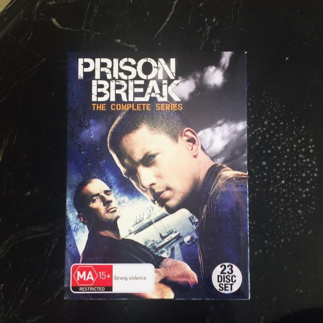 Prison Break The Complete Series
