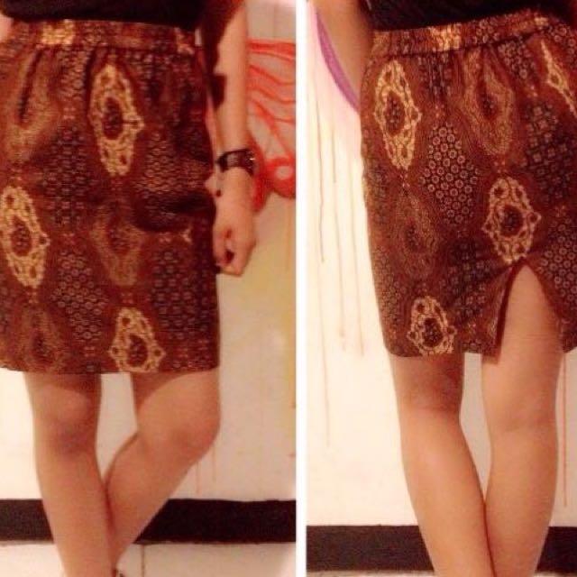 Rok Batik #tisgratis