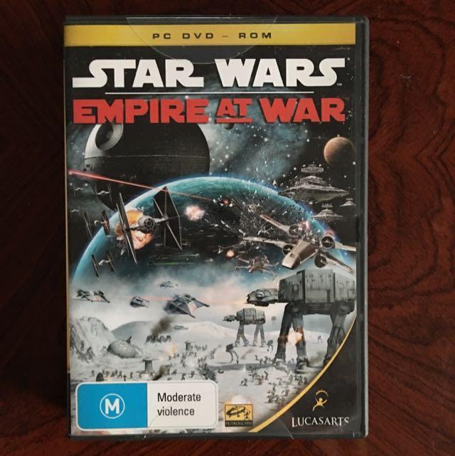 Stars Wars: Empire At War PC
