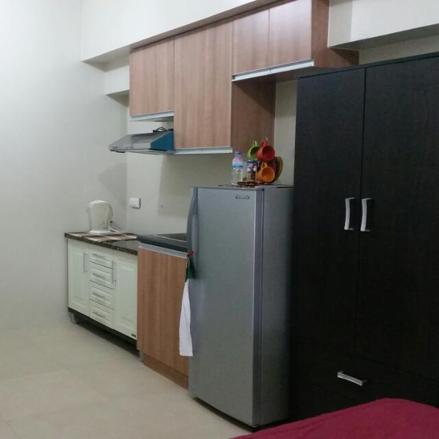 Studio Condo For Rent Mandaluyong