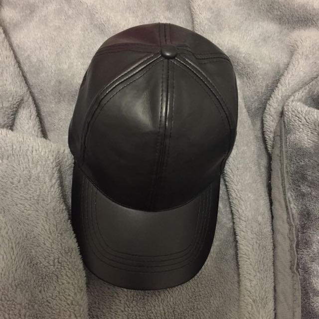 Supre Leather Cap Pending