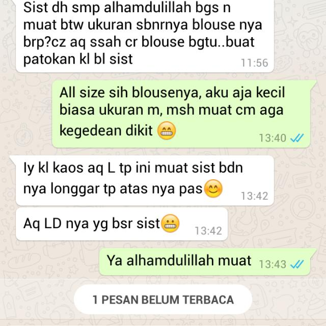 Testi, Tq My Customer
