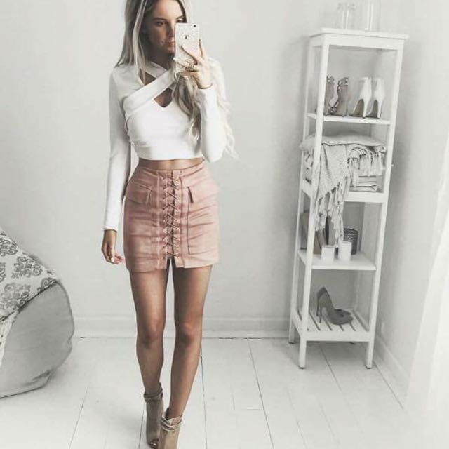Top And Skirt