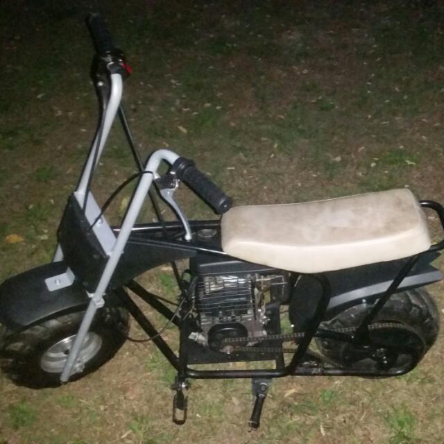 Two Minibikes
