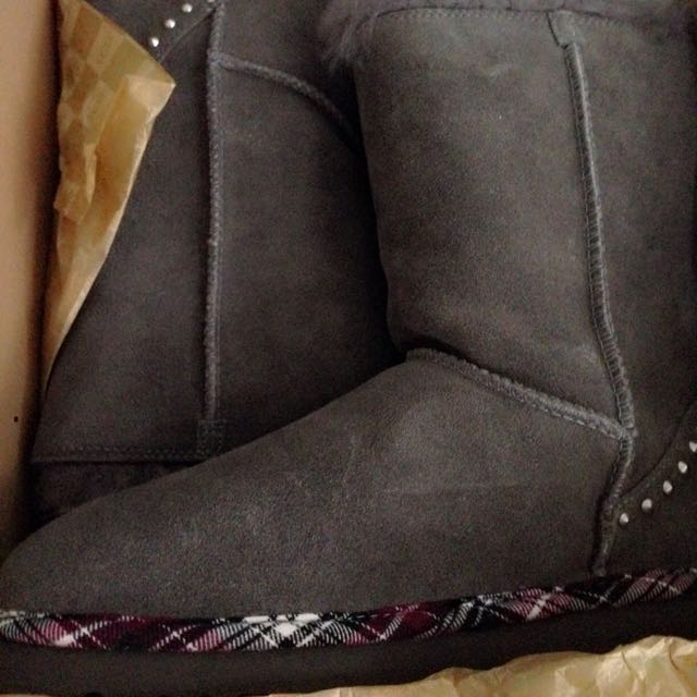 UGG8號雪靴