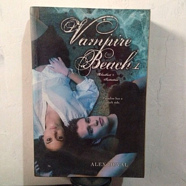 Vampire Beach 1: Bloodlust & Iniliation
