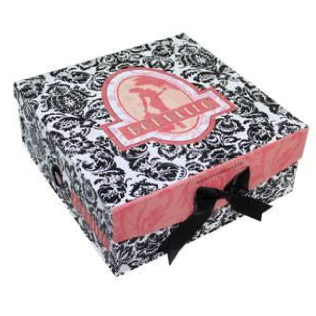 WTB Bordello Pleaser Shoe Box