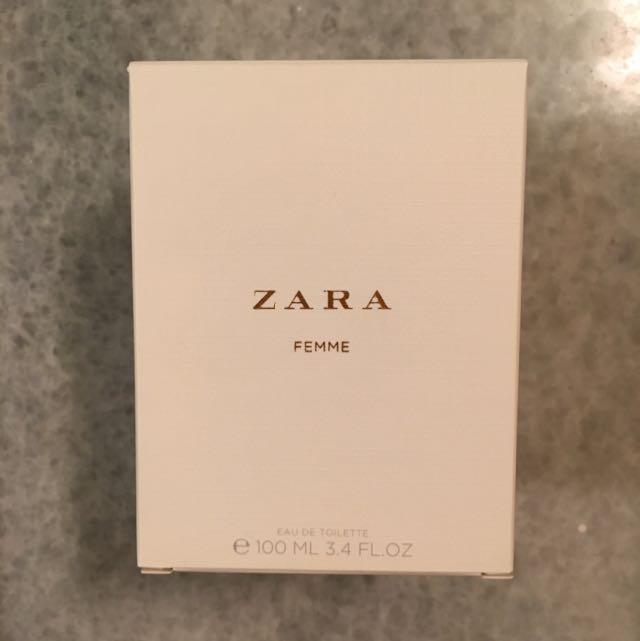 Zara Femme 100ml