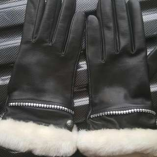 Brand New UGG Leather Gloves