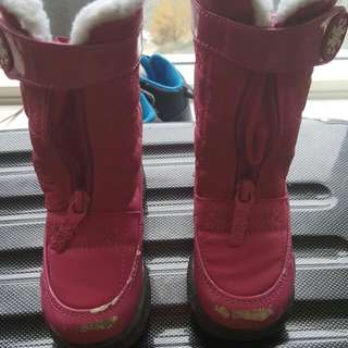 Totes Winter Snow Boots Size 7